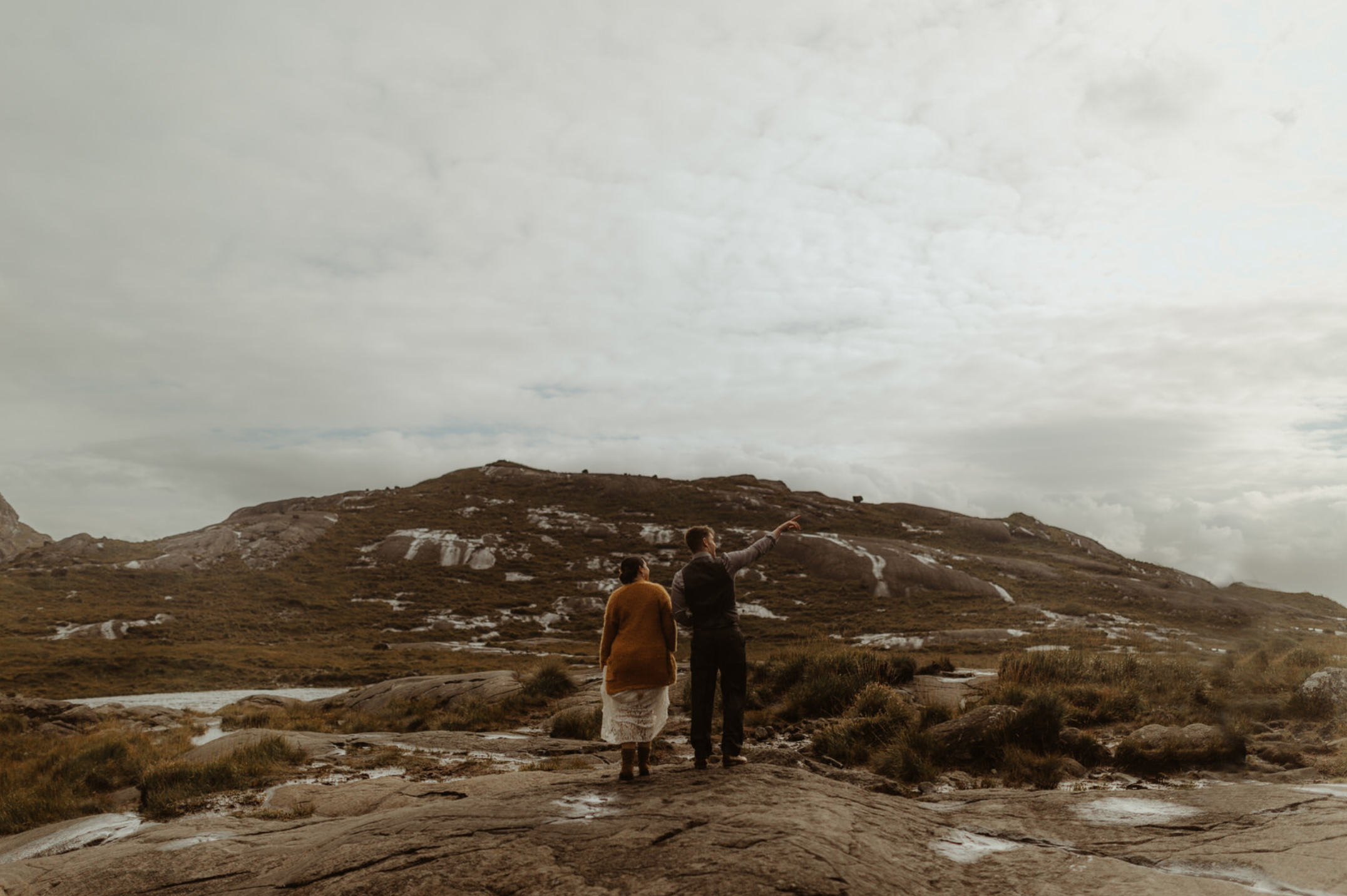 JESSICA +THAYNE - LOCH CORUISK | SCOTLAND
