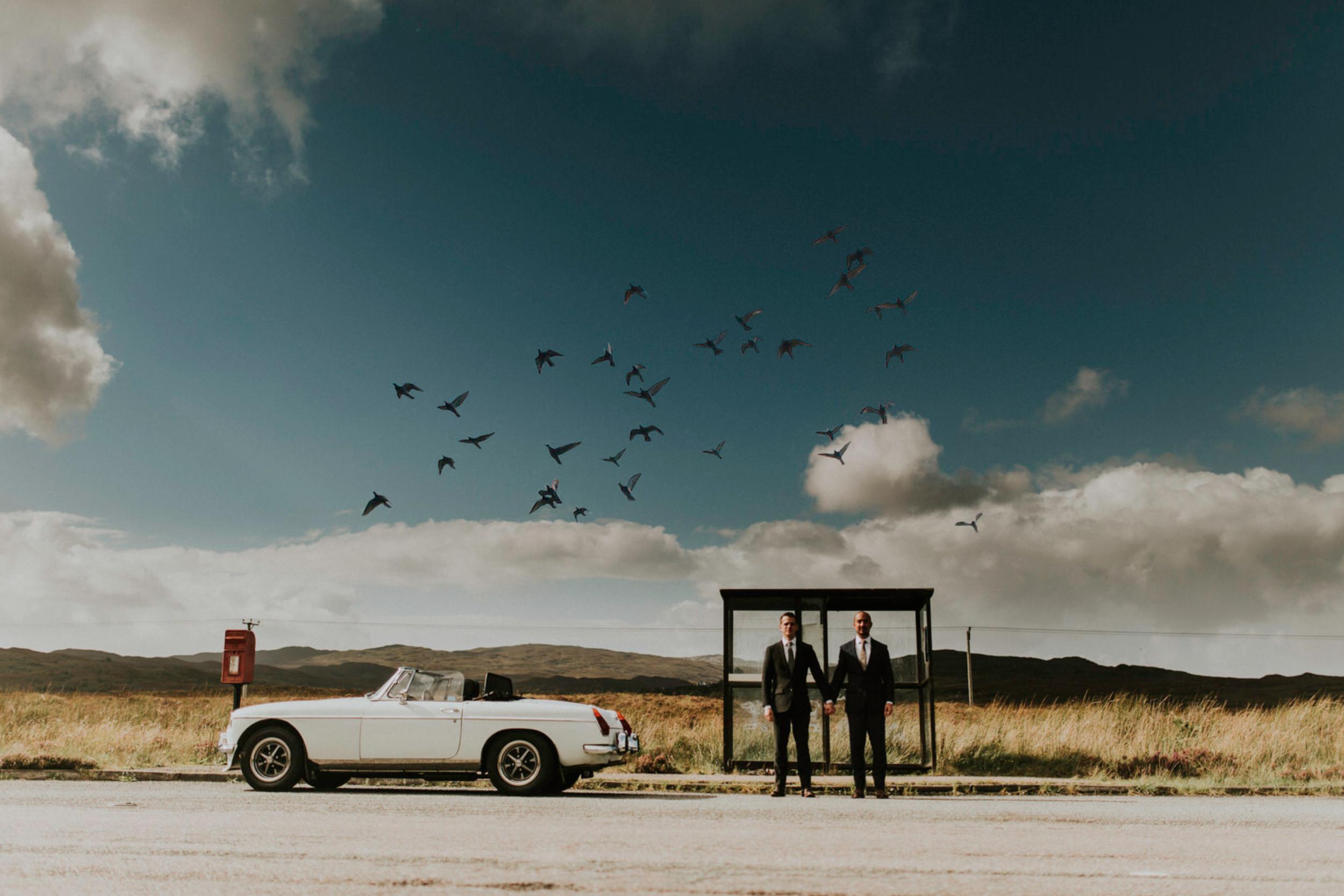JAMES +PAUL - ISLE OF SKYE | SCOTLAND