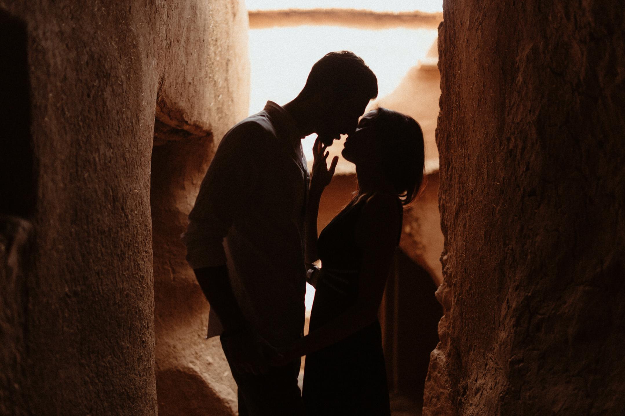 IRIS +SOFIANE - AÏT BENHADDOU | MOROCCO