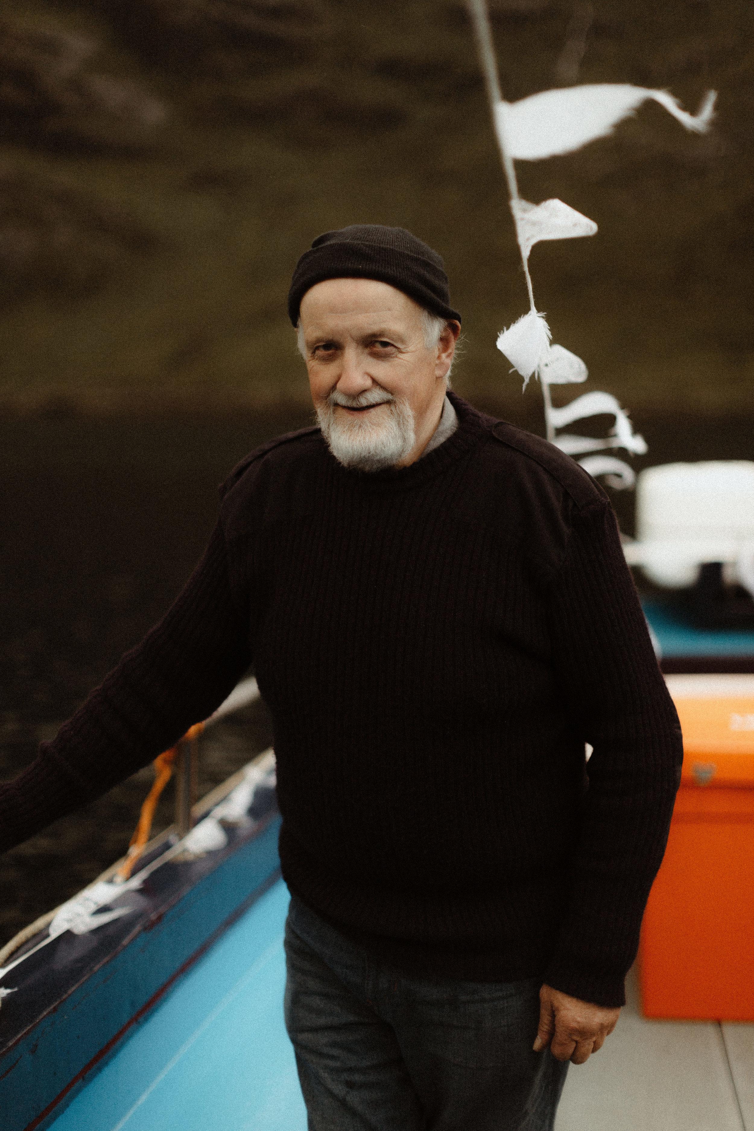 SEUMAS MACKINNON SR FROM  MISTY ISLE BOAT TRIPS