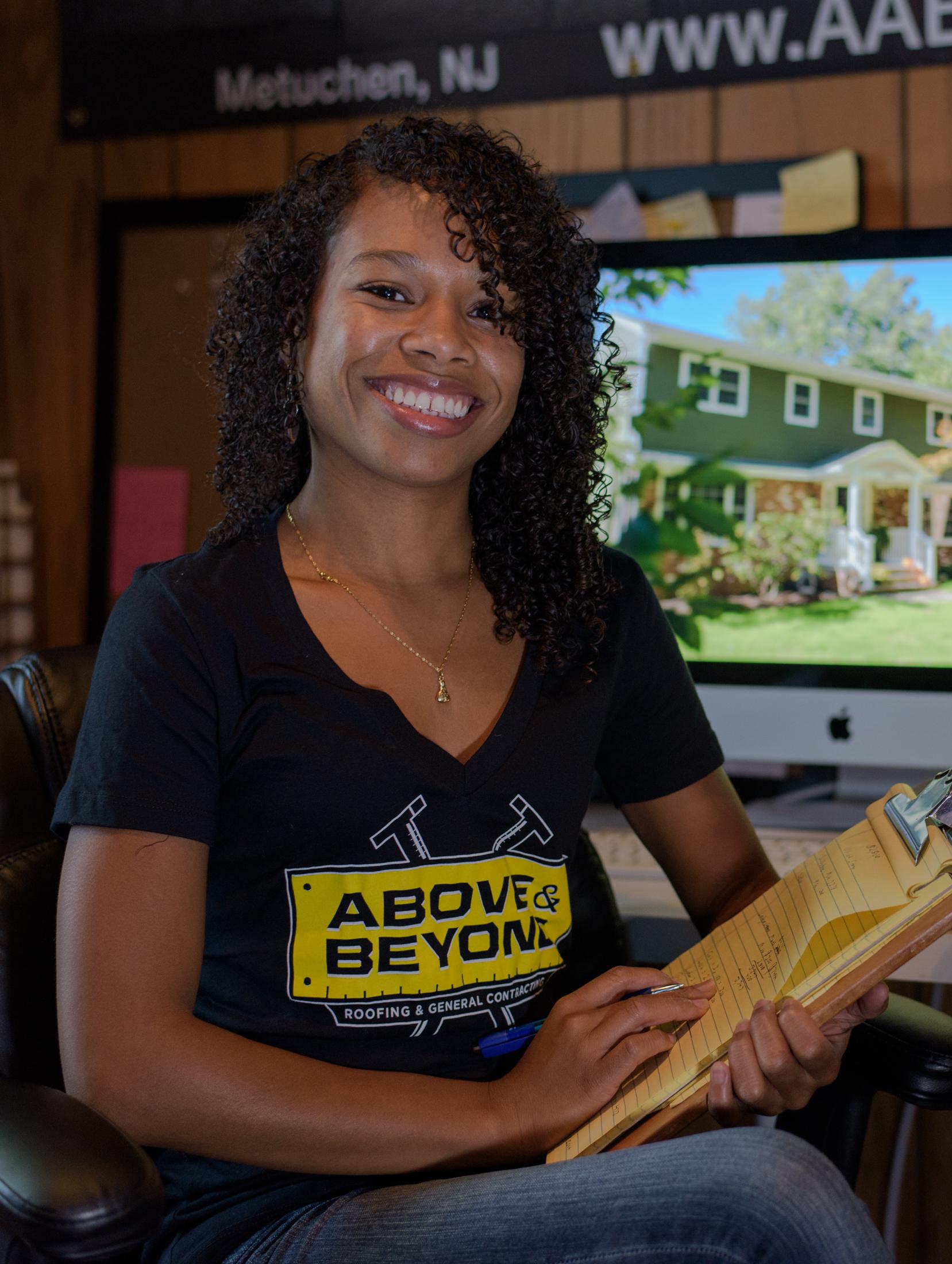Paola James - Office Coordinator