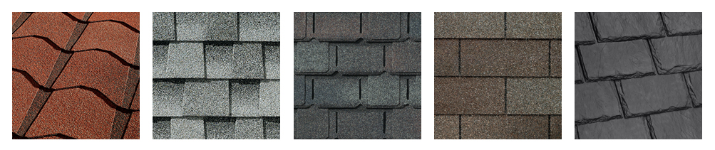 GAF Shingles DaVinci Slate New Jersey Roofing Repair Replacement
