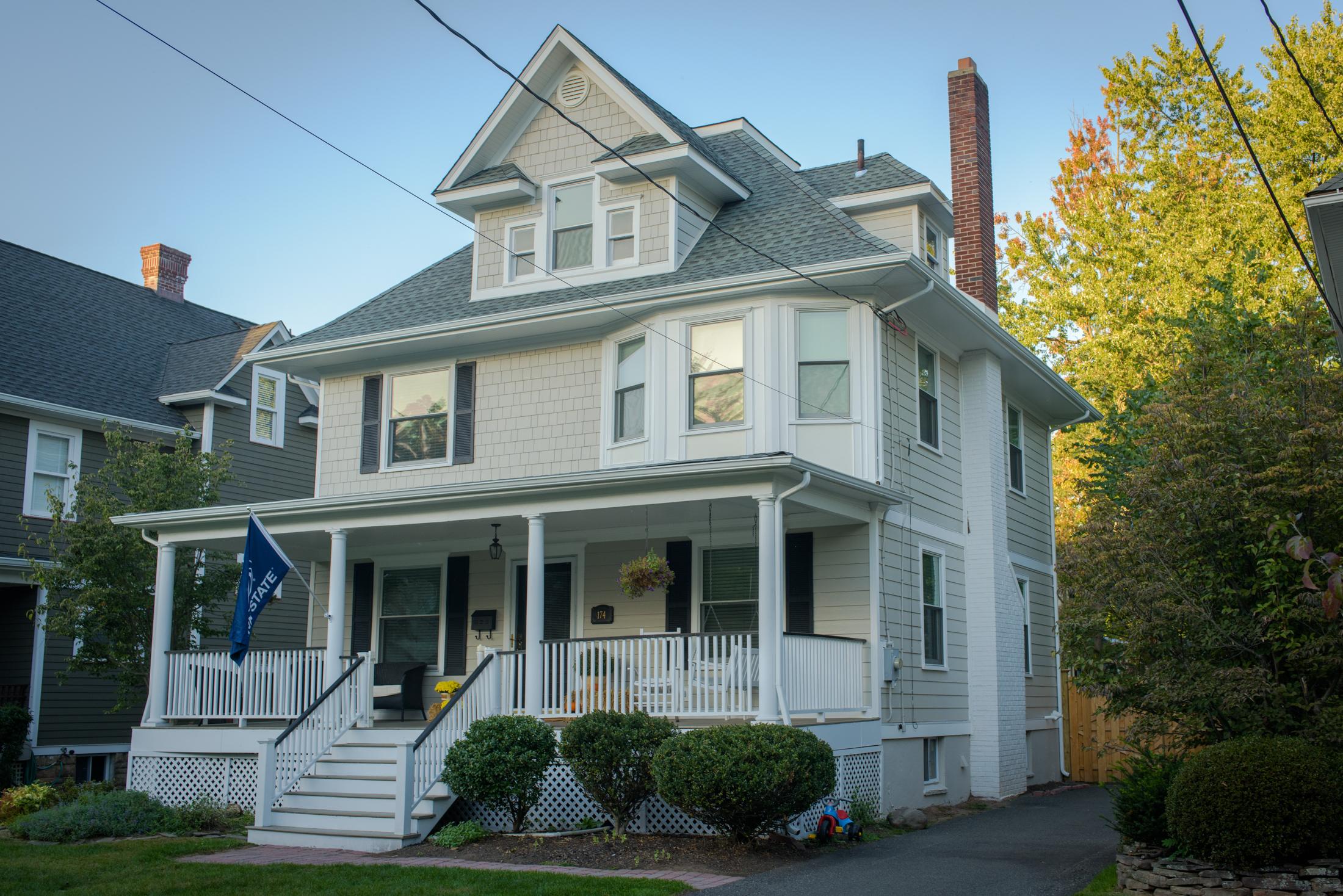 James Hardie Siding Home Remodel Westfield NJ