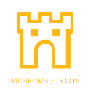 MUSEUMS & FORTS