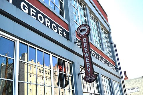 Fort George beer.JPG