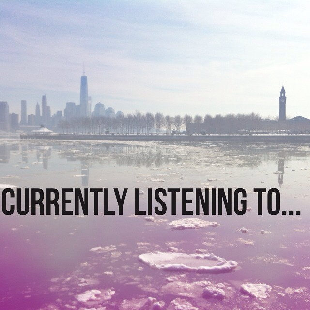 What have I been listening to recently? Check out the playlist #ontheblog (link in bio)
