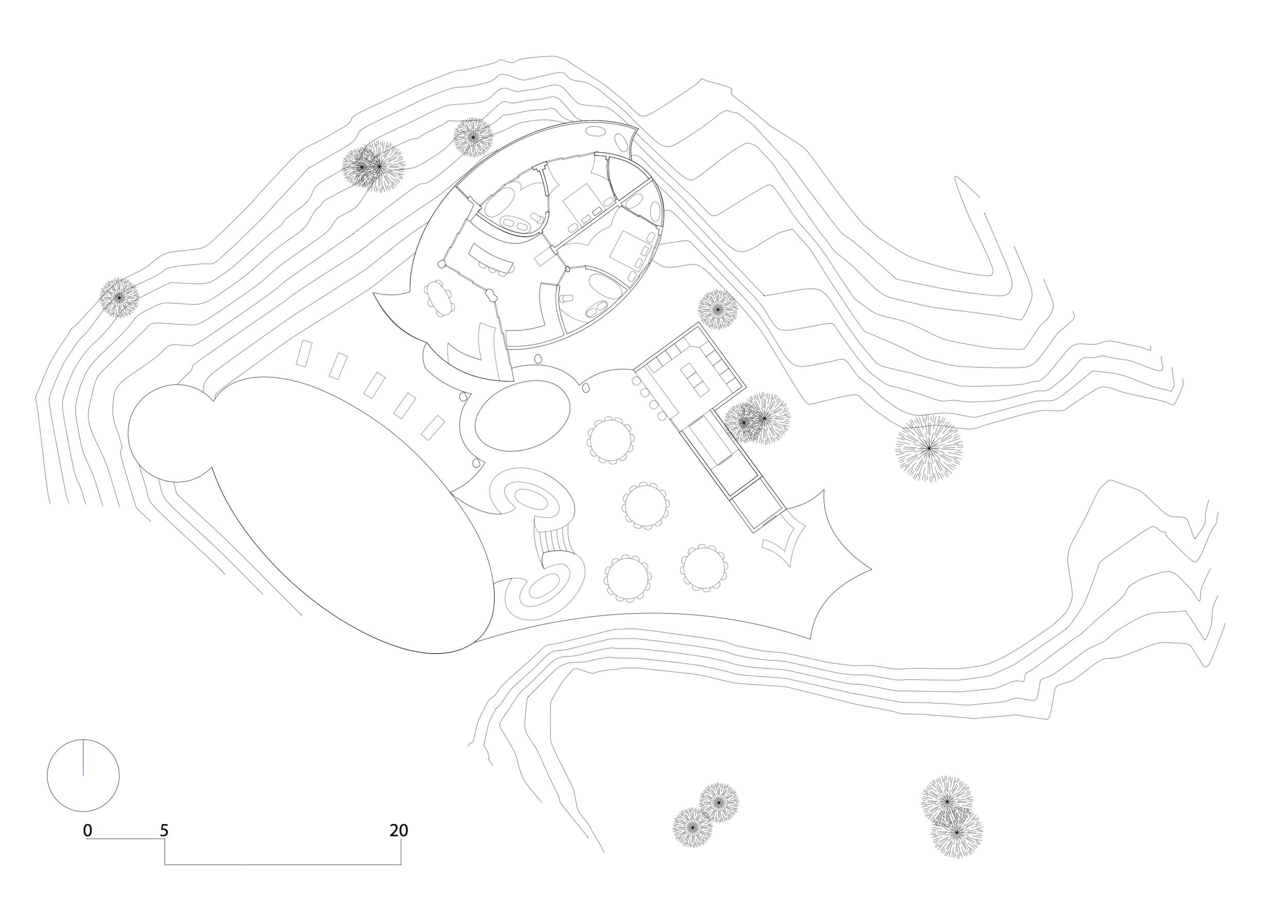 Shamabala Floor Plan