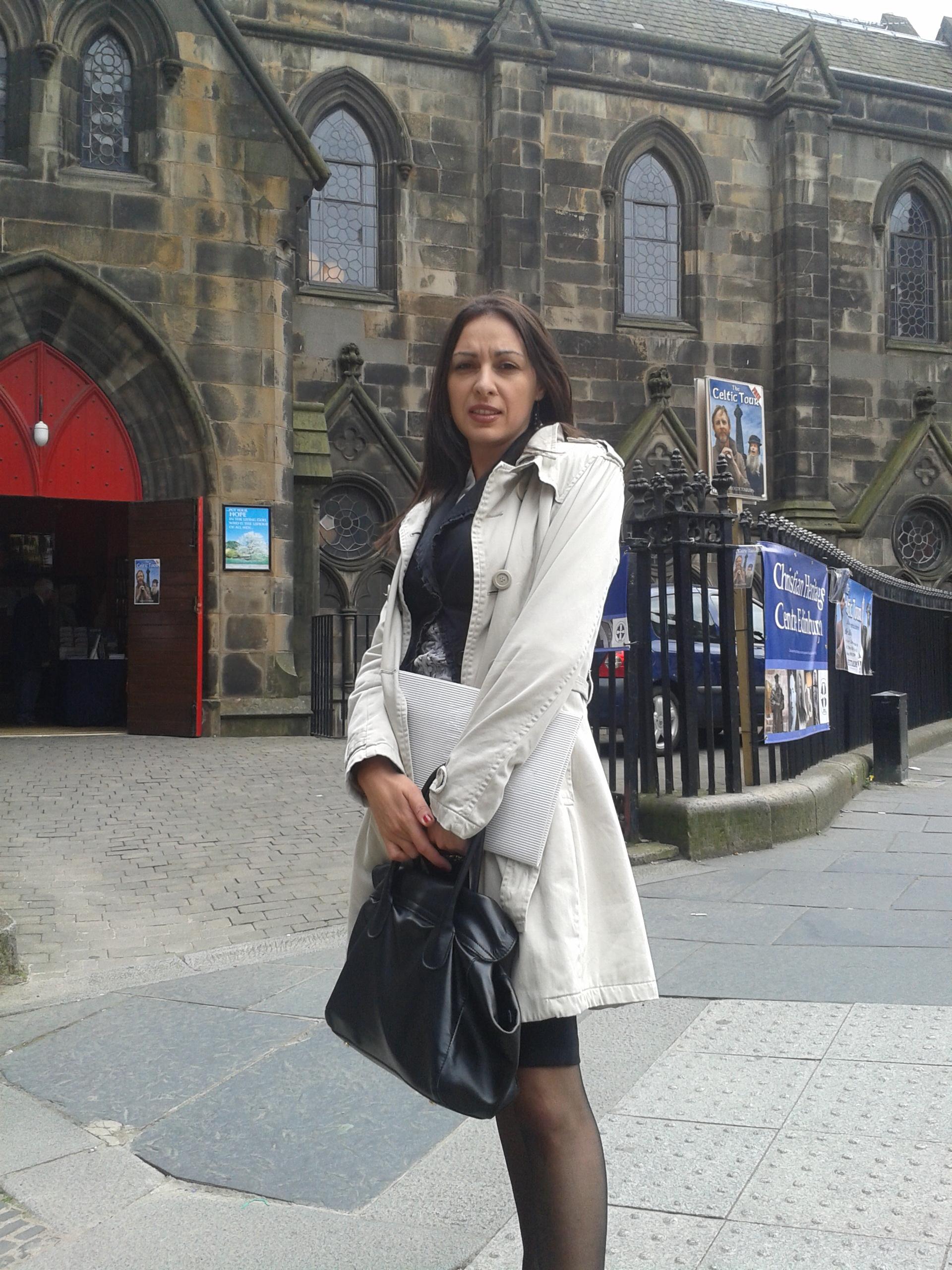 Branislava Perrin why I became a diplomat
