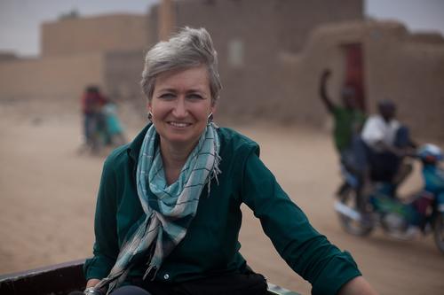 Driving into Gao, Mali as Islamists fled, Jan 2013