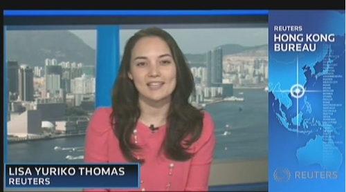 Lisa Yuriko Thomas at Thomson Reuters