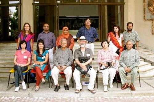 Grameen Bank International Dialogue in Bangladesh