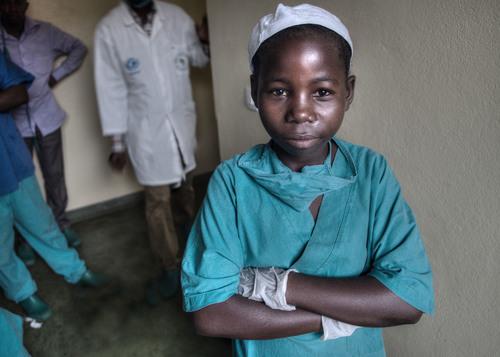 Rosine, 13, Future Surgeon