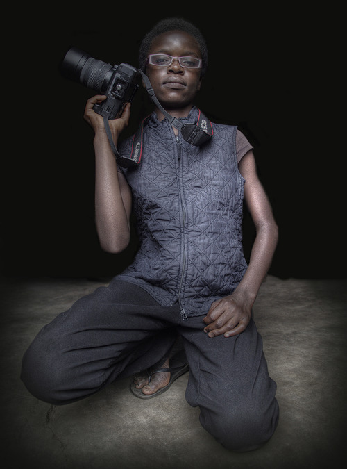 Yvette, 13, Future Photographer