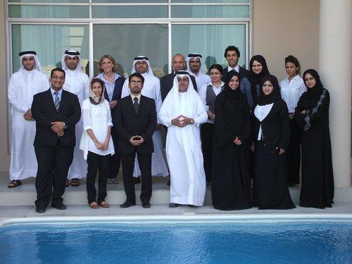 In Bahrain