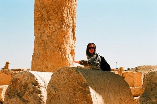 Palmyra, Syria, 2008