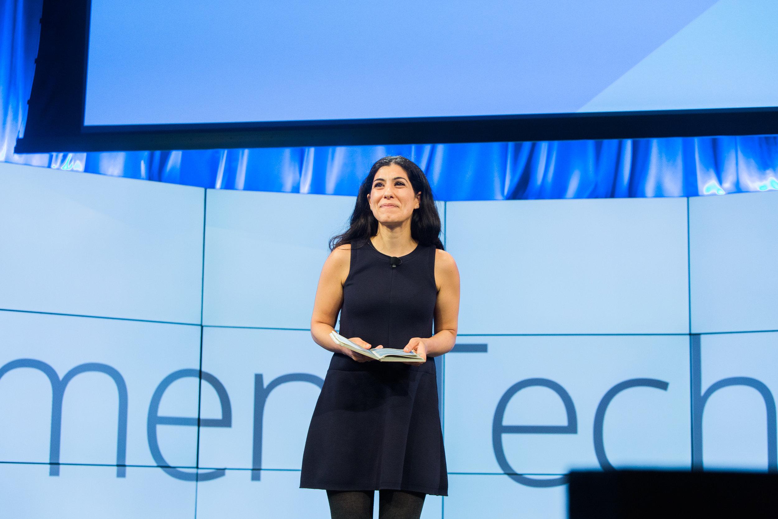 Arezoo Riahi | Program Director | Tech Women   14 years' experience