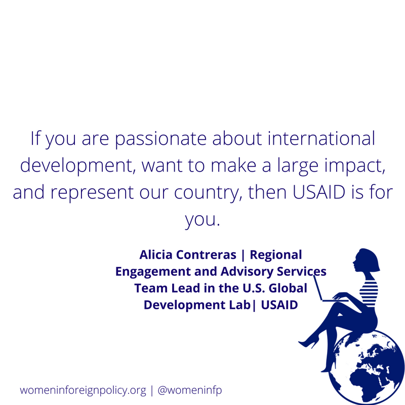 Alicia Contreras Regional Engagement and Advisory Services Team Lead in the U.S. Global Development Lab USAID1.png