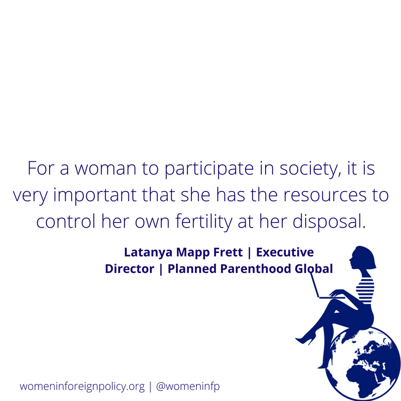 Latanya Mapp Frett Executive director Planned Parenthood Global1.png