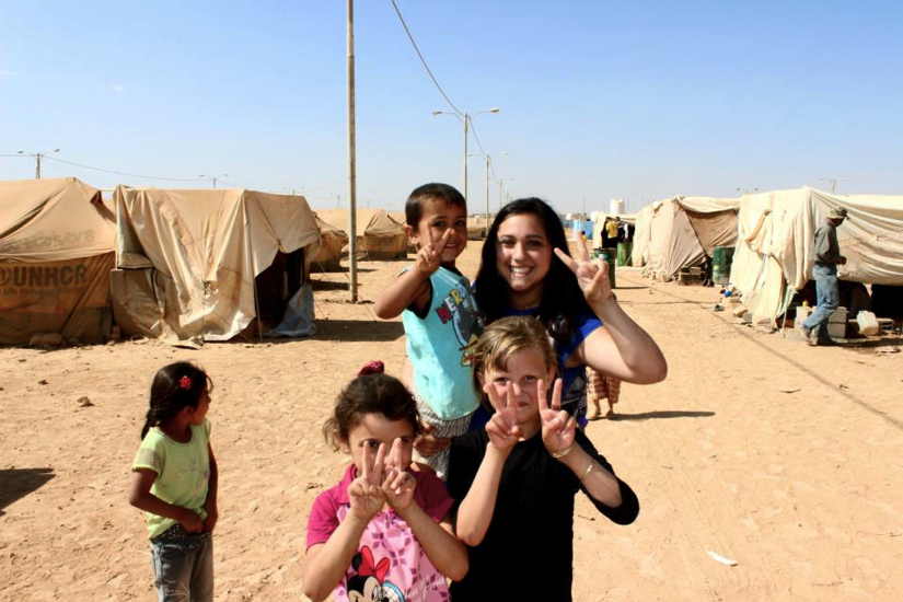Zaatari Refugee Camp, Fall 2012