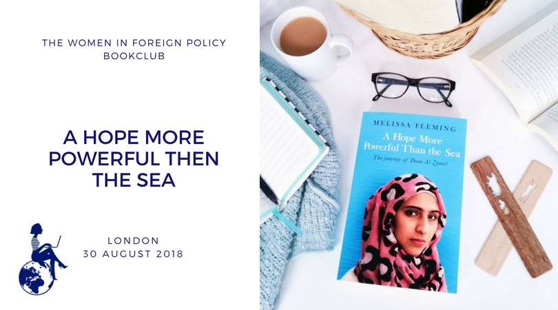 A Hope more Powerful than the Sea bookclub