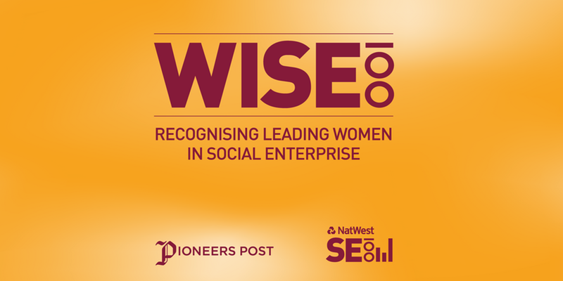 IN OCTOBER 2017, OUR FOUNDER LUCIE GOULET WAS ONE OF 250 ENTREPRENEURS, CEOS AND FOUNDERS NOMINATED AS PART OF THE INAUGURAL WISE100 AWARDS RECOGNISING LEADING WOMEN IN SOCIAL ENTREPRISE.