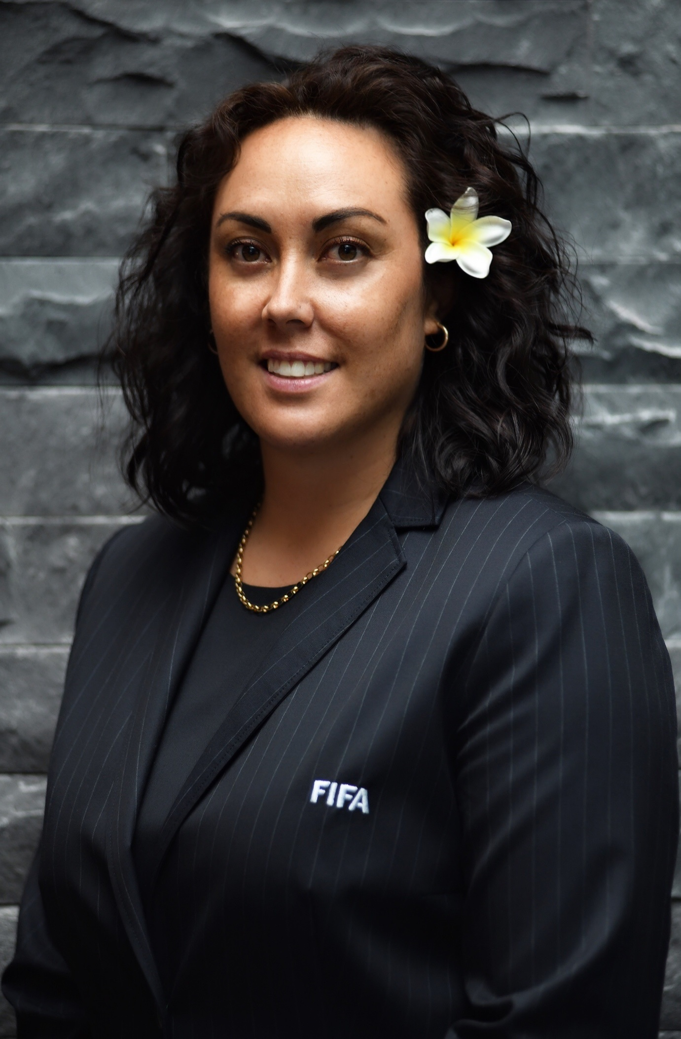 "Name : Sarai Bareman   Role:  Chief Women's Football Officer,  Fédération Internationale de Football Association (""FIFA"")    Previous work:   Oceania Football Confederation  