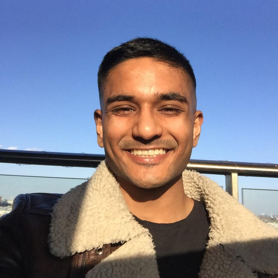 Demetrius Wijesinghe - Student Engagement Officer