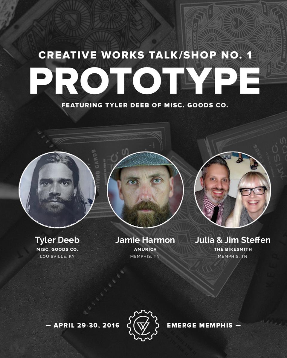 Bikesmith prototype talk