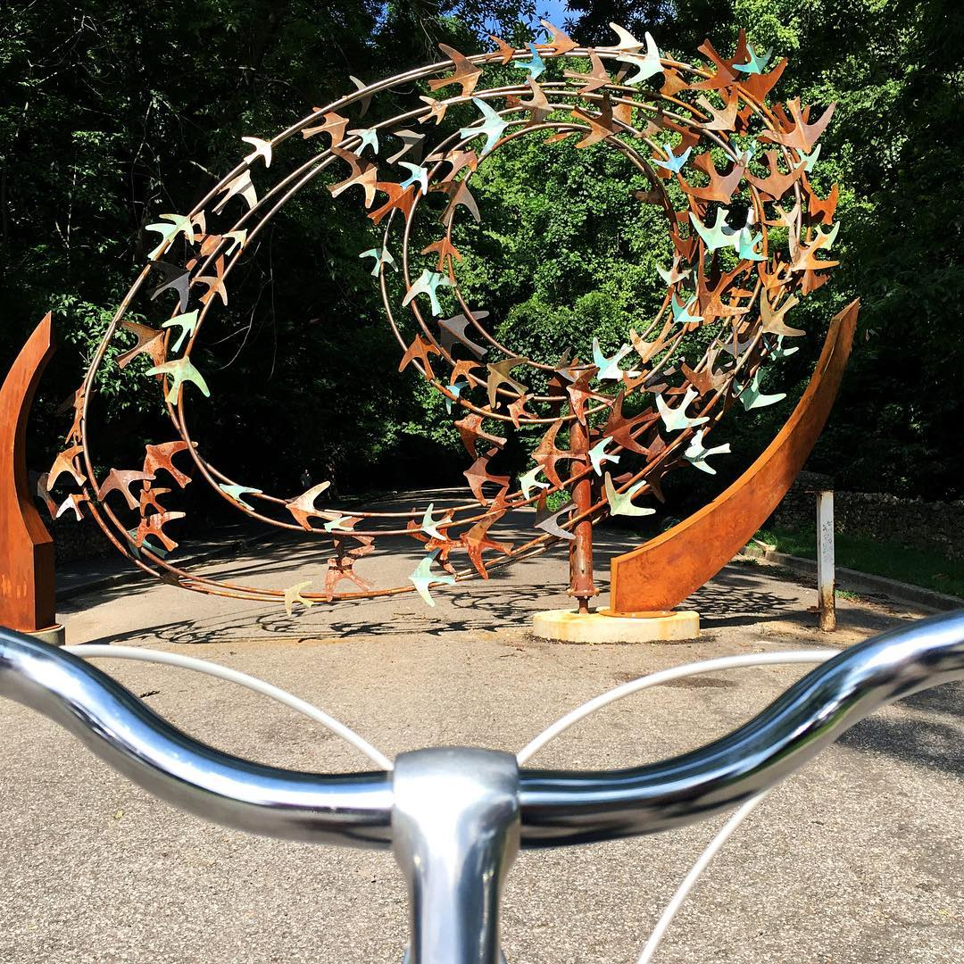Overton Park Public Art