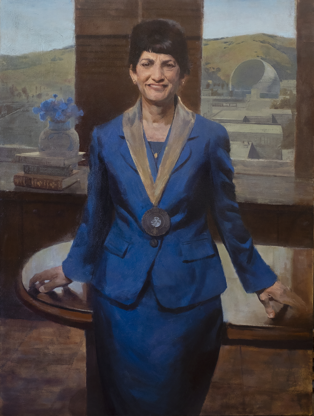 Mary A. Papazian, President of San Jose State University