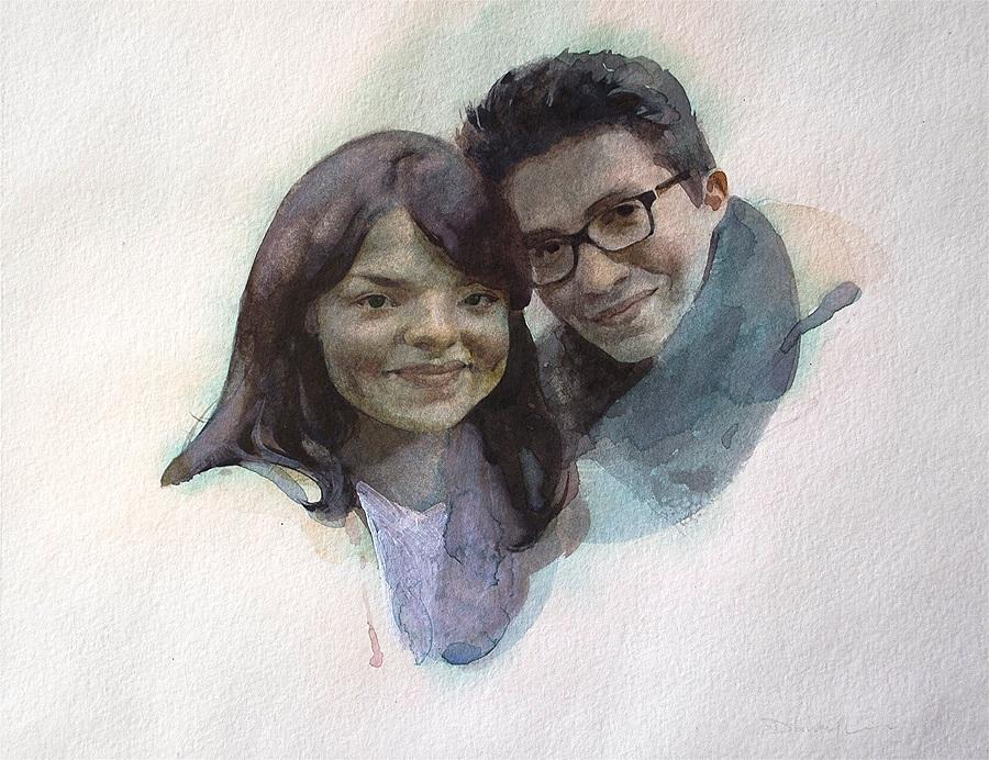 Jairo and Bianca