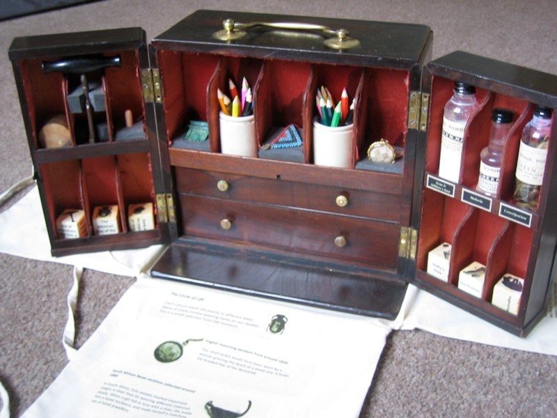Body curiosity box