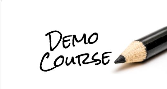 Demo Course - for Gage Academy of Art