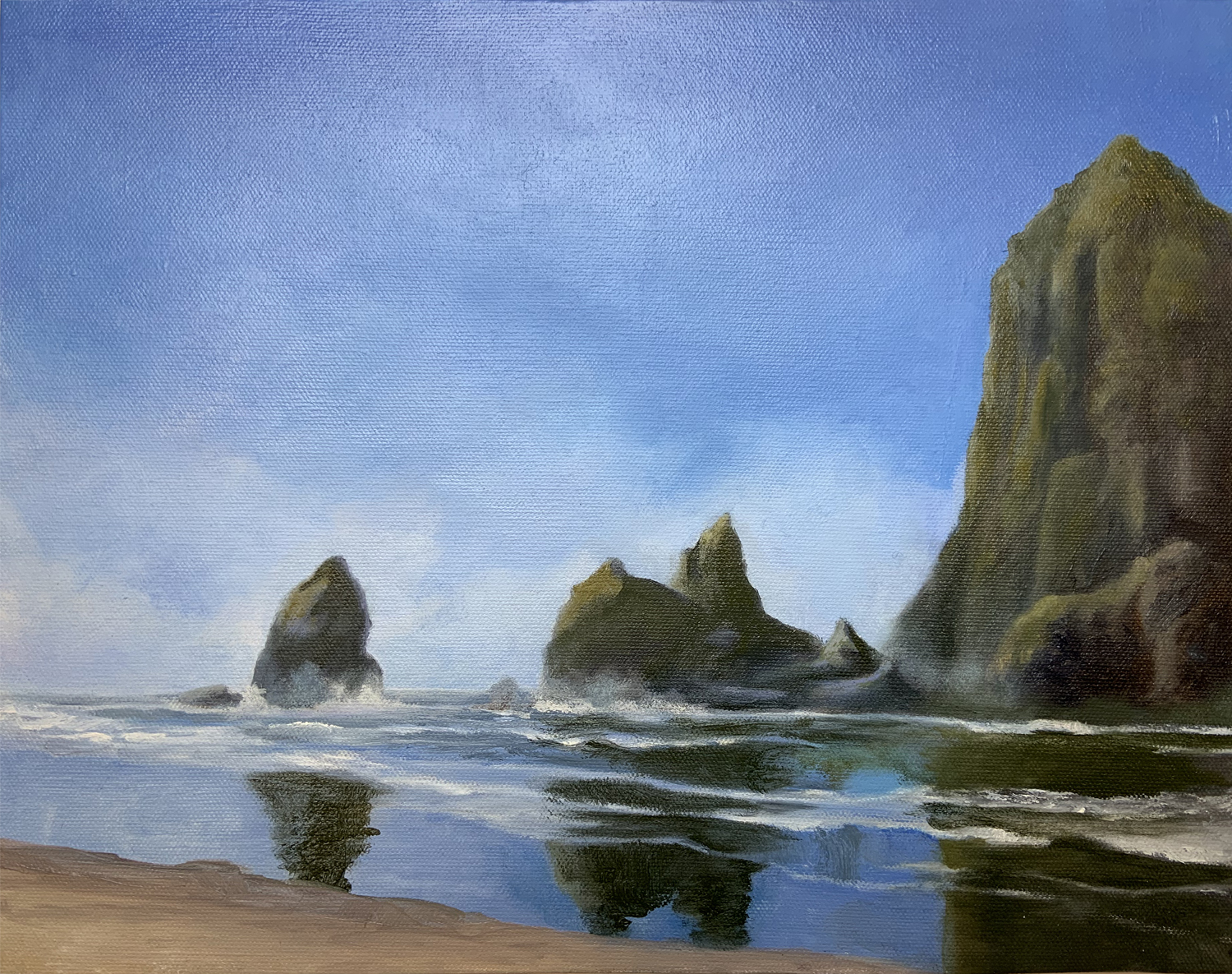 """Cannon Beach"""