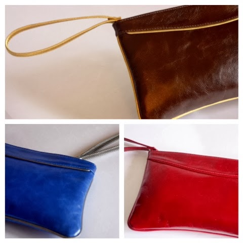 #2  Rock those Wristlets!  Easy and breezy just in time for summer.  (The P. Sherrod & Co. Kerry Wristlet)
