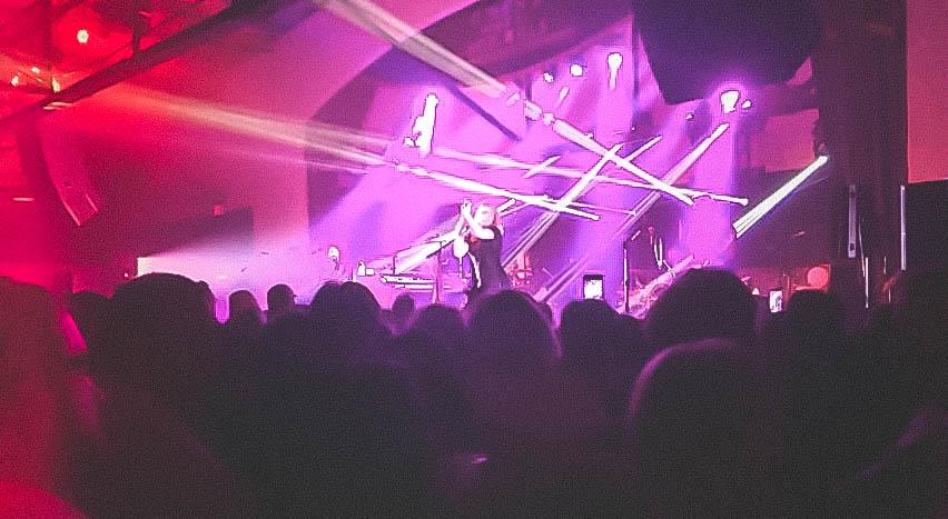 Grace Potter Live at Cains Ballroom in Tulsa, OK June 5, 2016