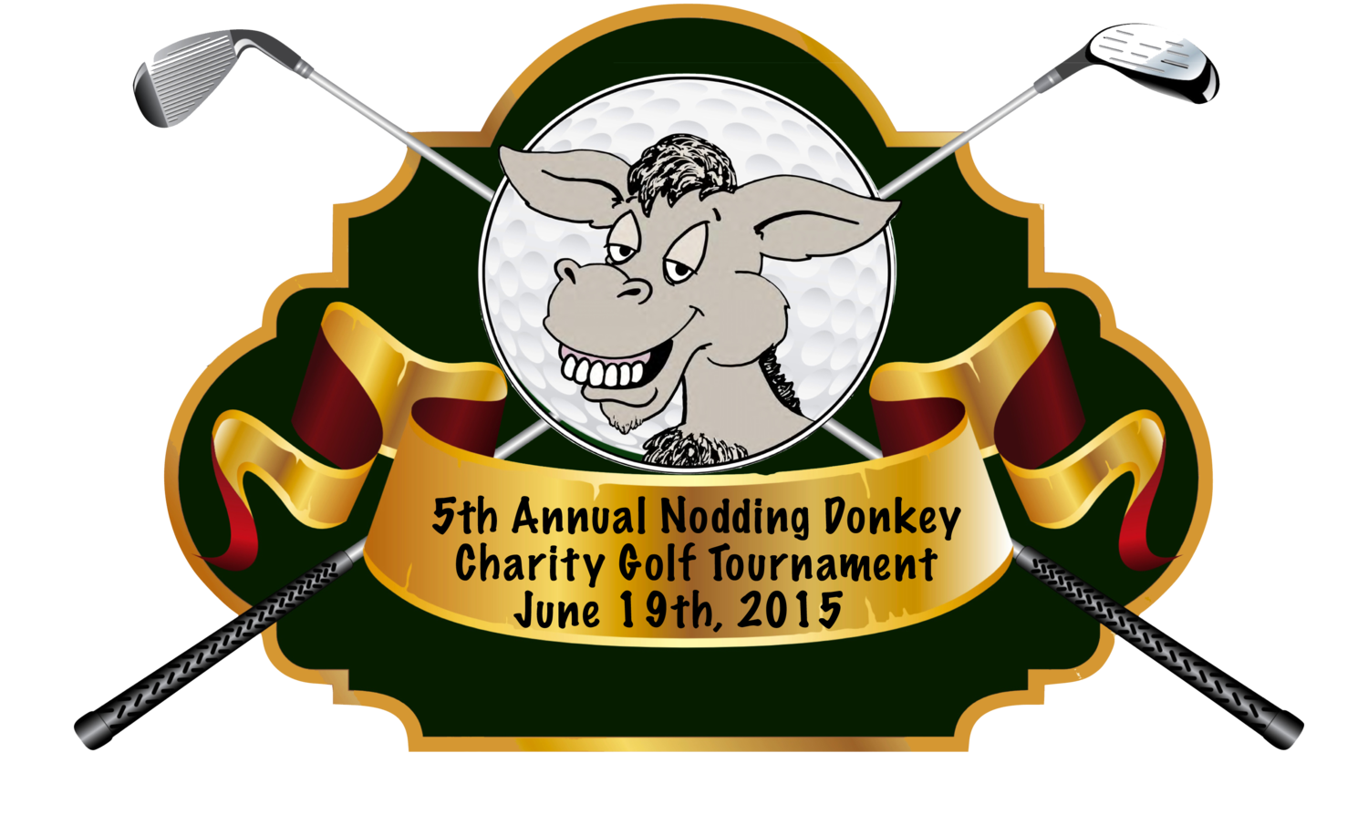 nodding donkey golf tournament