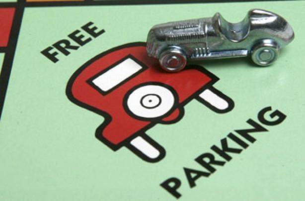 state & allen free parking