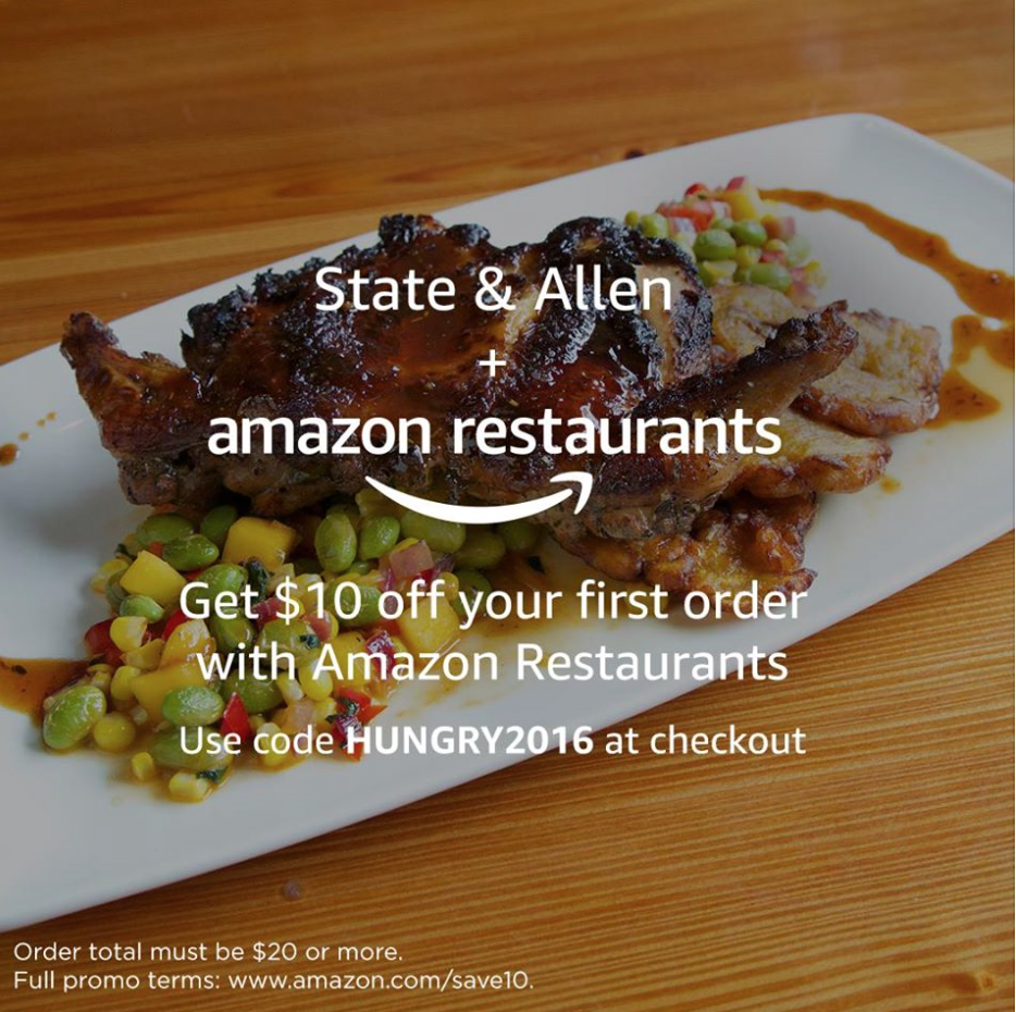 state and allen delivery service