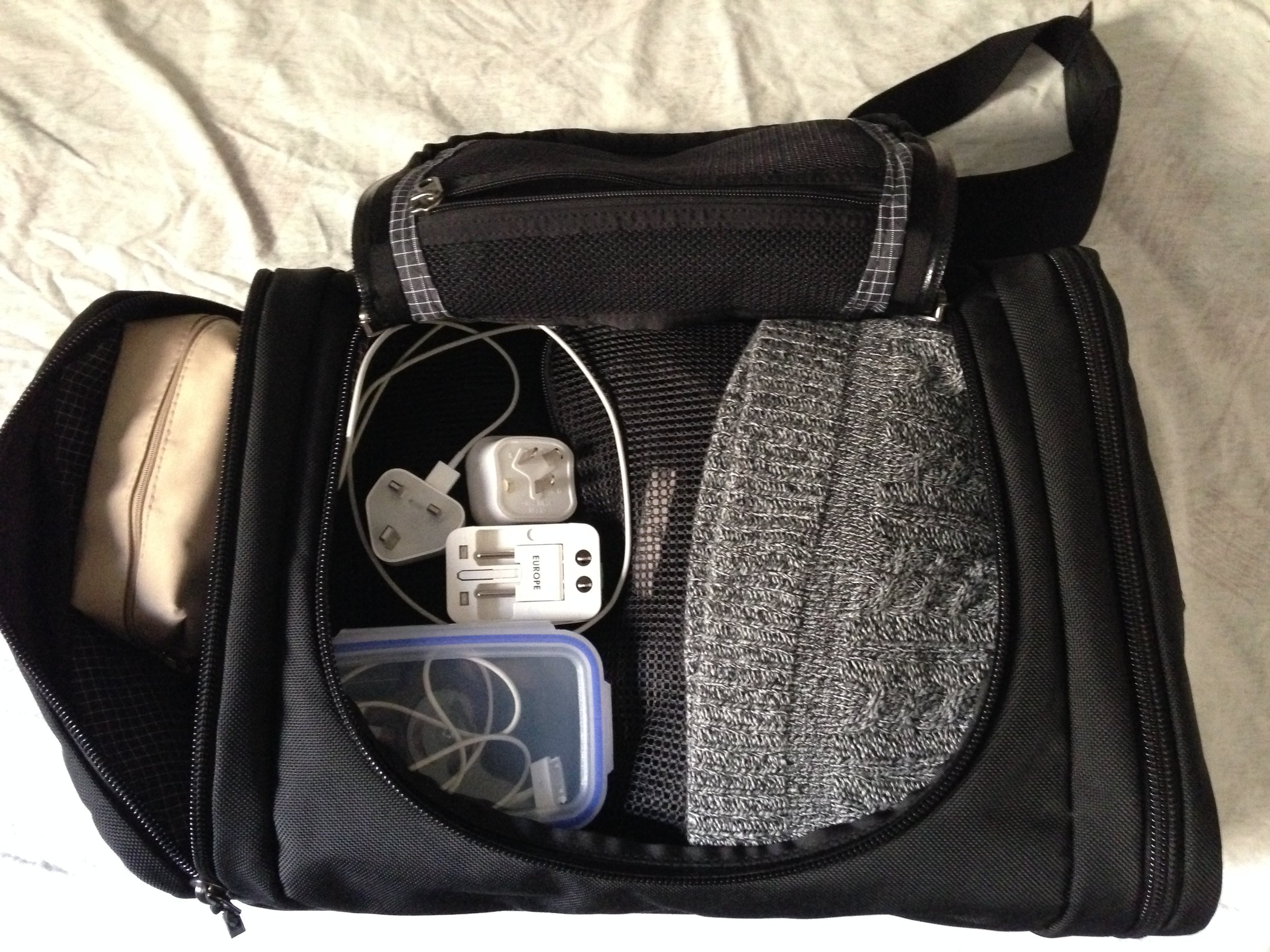 Travel with less than 5kg for 5 days