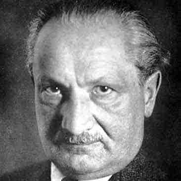 Martin Heidegger - Being-in-the-world