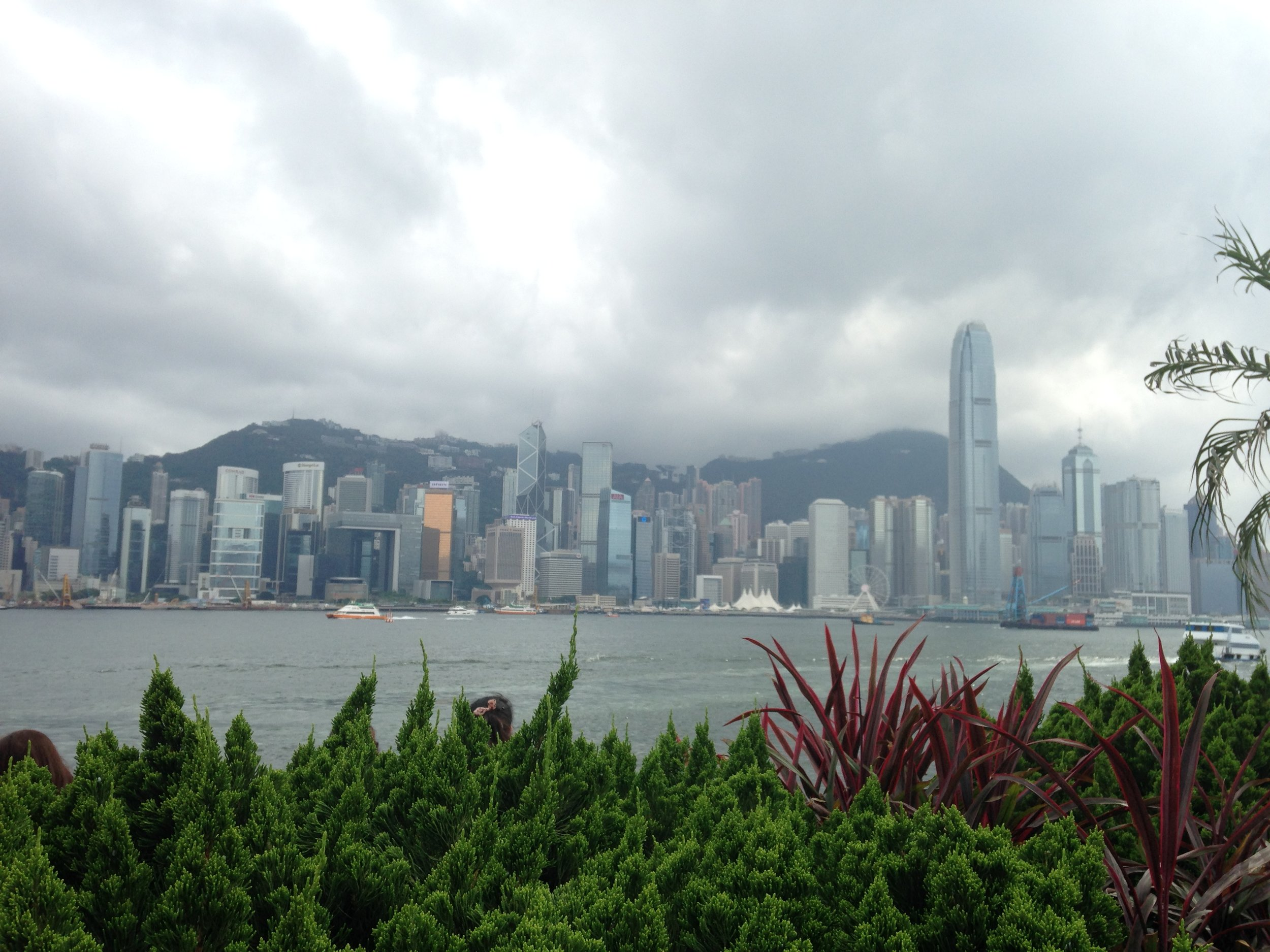 Busy streets, casino glamour and temples in Hong Kong and Macau