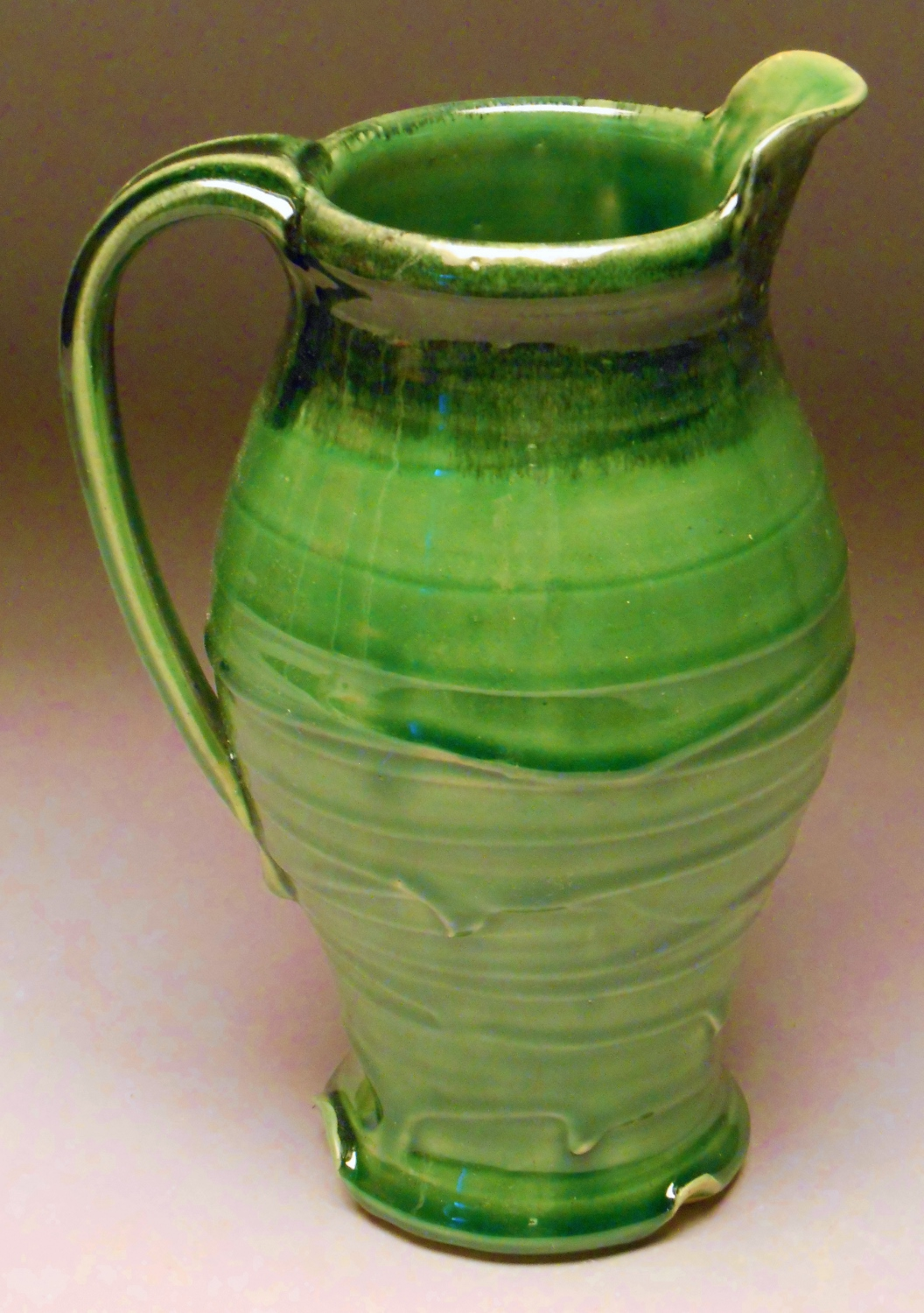 """#148, Pitcher, 9.5"""", Available at Wild Hands in Jackson, WY"""