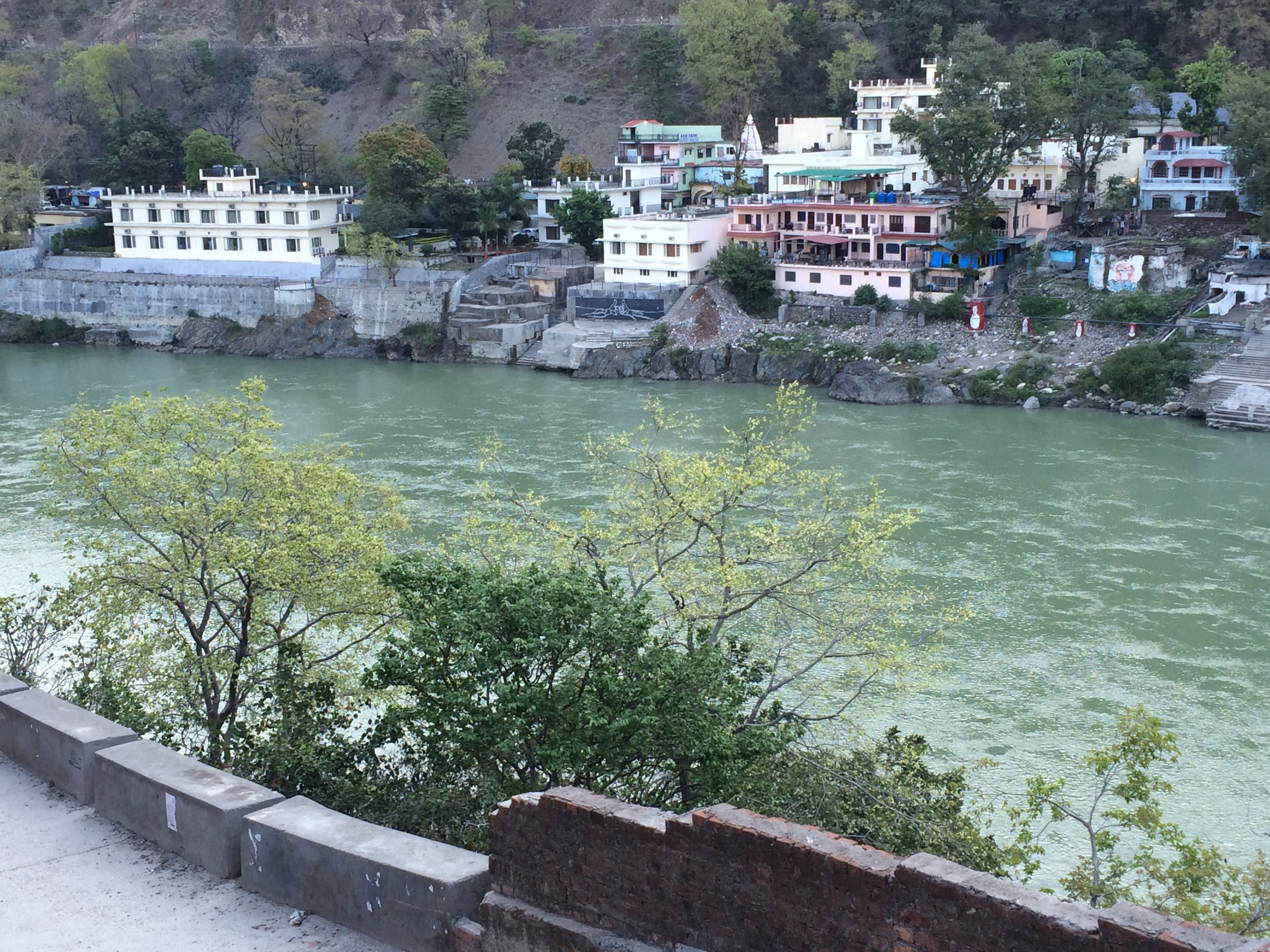 Springtime on the Ganges