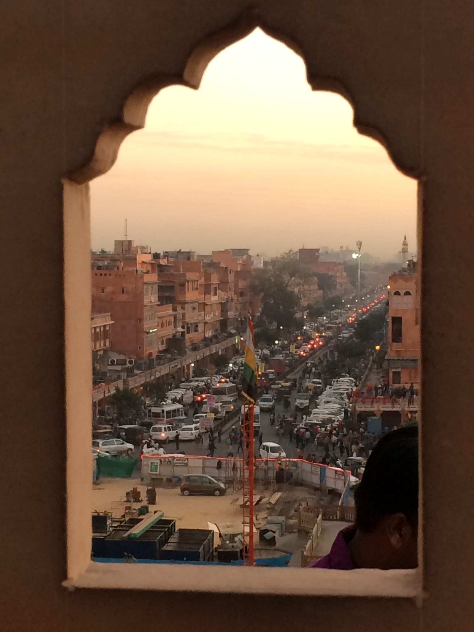 "Jaipur, ""The Pink City,"" Rajastan"