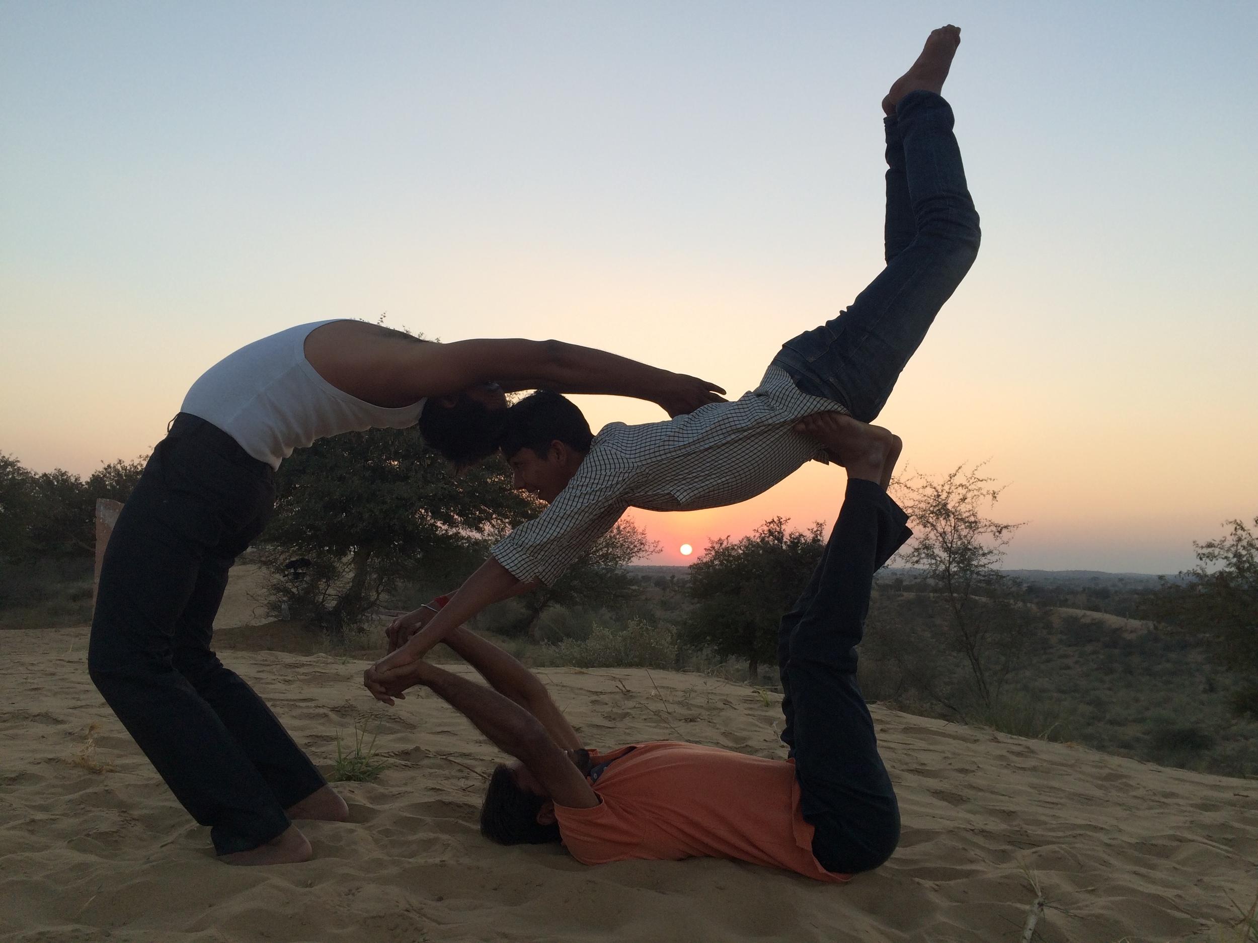 Desert Sunset Plus