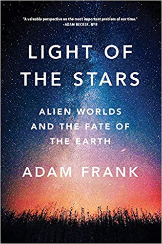 Light of the Stars  tells the story of humanity's coming of age as we realize we might not be alone in this universe. Astrophysicist Adam Frank traces the question of alien life from the ancient Greeks to modern thinkers, and he demonstrates that recognizing the possibility of its existence might be the key to save us from climate change. With clarity and conviction,  Light of the Stars  asks the consequential question: What can the likely presence of life on other planets tell us about our own fate?