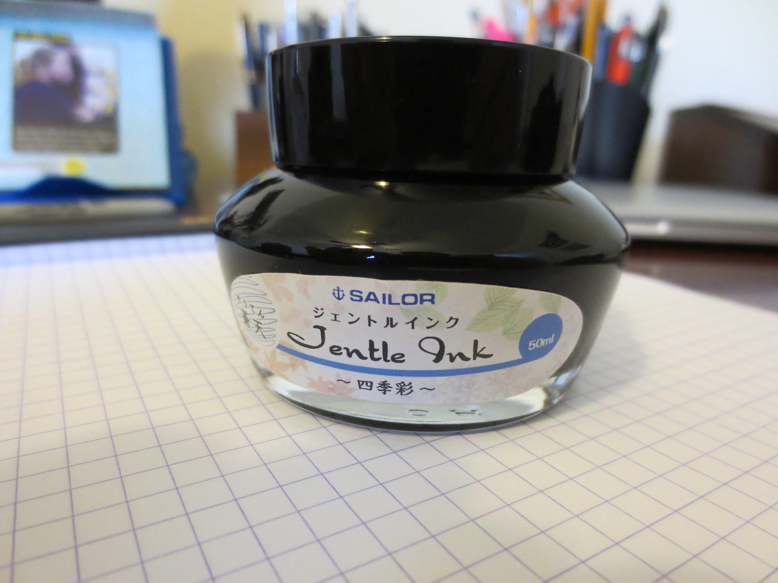 Sailor Jentle Souten Bottle