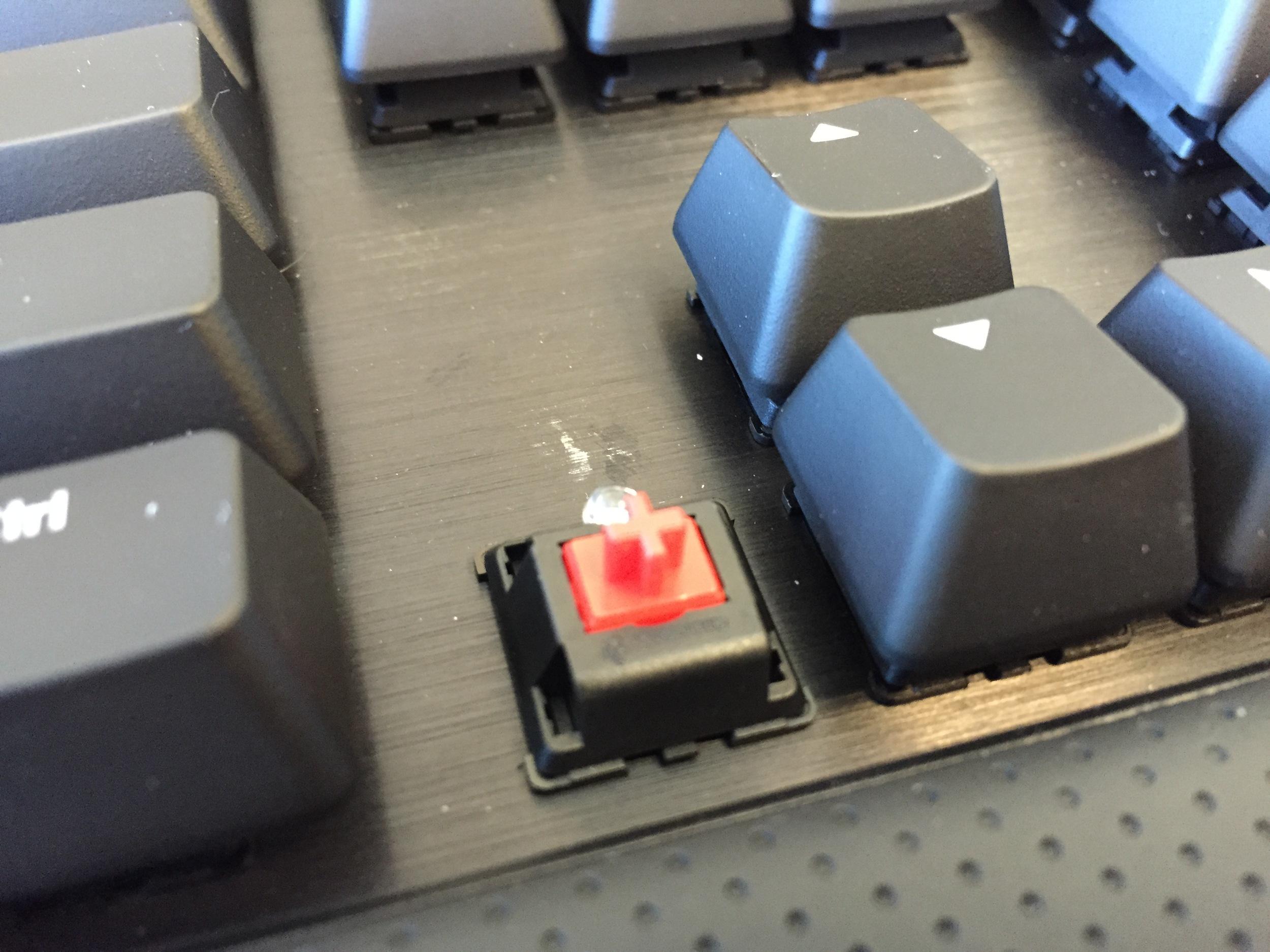 Mechanical Keyboard Cherry MX Red Switch