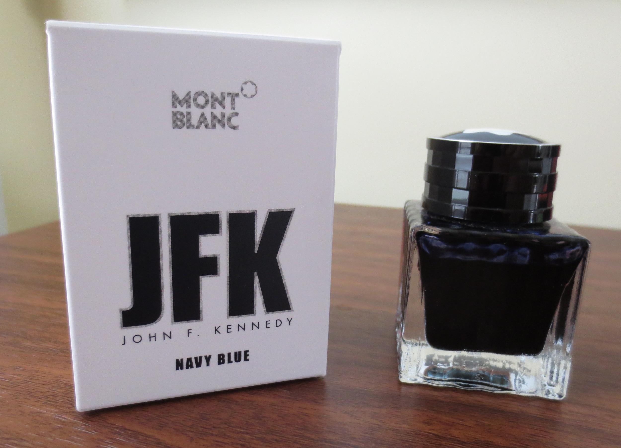 Montblanc JFK Bottle